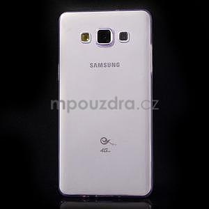 Ultra tenký obal na Samsung Galaxy A5 - fialový - 5