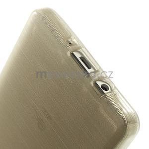 Broušený gelový obal Samsung Galaxy A5 - chamapgne - 5