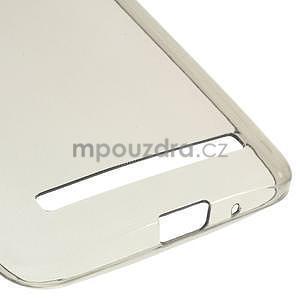 Ultratenký slim obal na Asus Zenfone 2 ZE551ML - šedý - 5