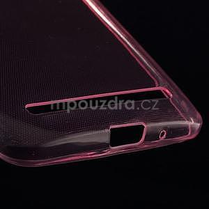 Ultratenký slim obal na Asus Zenfone 2 ZE551ML - rose - 5