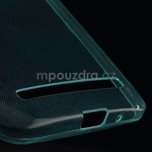 Ultratenký slim obal na Asus Zenfone 2 ZE551ML - světle modrý - 5