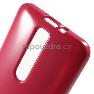 Gelový obal na Asus Zenfone 2 ZE551ML - rose - 5