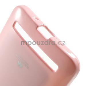 Gelový obal na Asus Zenfone 2 ZE551ML - růžový - 5