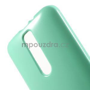 Gelový obal na Asus Zenfone 2 ZE551ML - azurový - 5