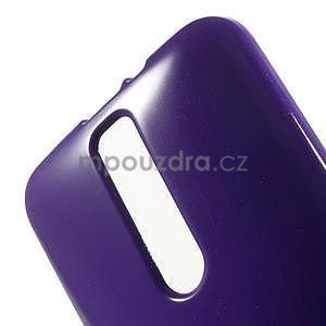 Gelový obal na Asus Zenfone 2 ZE551ML - fialový - 5