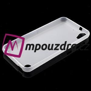 Matný gelový obal na mobil HTC Desire 530 a Desire 630 - transparentní - 5