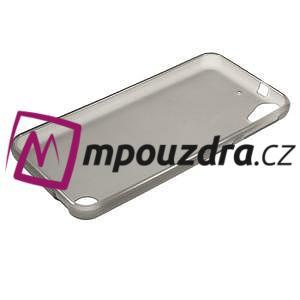 Matný gelový obal na mobil HTC Desire 530 a Desire 630 - šedý - 5