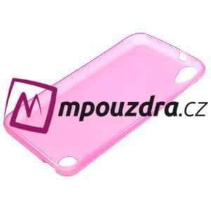 Matný gelový obal na mobil HTC Desire 530 a Desire 630 - rose - 5