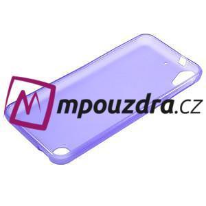 Matný gelový obal na mobil HTC Desire 530 a Desire 630 - fialový - 5