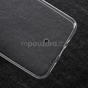 Ultratenký gélový obal na mobil HTC U11 - transparentný - 5