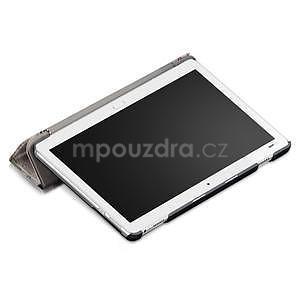 Emotive polohovatelné pouzdro na Huawei MediaPad M3 Lite 10 - Eiffelova věž - 5