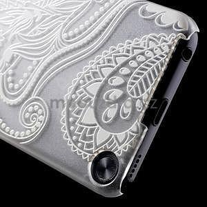 Plastový obal pro iPod Touch 5 - květ - 5