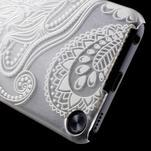 Plastový obal pro iPod Touch 5 - květ - 5/6
