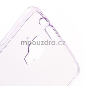 Gelový slim obal pro Lenovo A536 - fialový - 5
