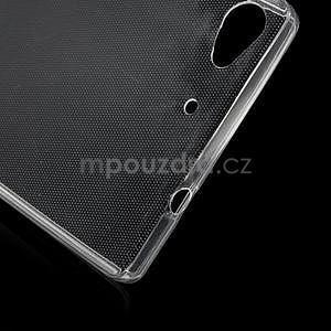 Gelový kryt na Lenovo Vibe X2 - transparentní - 5
