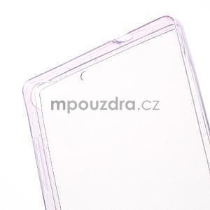 Gelový kryt na Lenovo Vibe X2 - fialový - 5