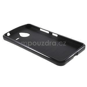 Černý gelový obal pro Microsoft Lumia 640 XL - 5