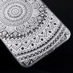 Transparentní gelový obal na Microsoft Lumia 640 XL - kaleidoskop - 5/5