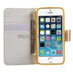Cool Style pouzdro na iPhone 5 a iPhone 5s - champagne - 5