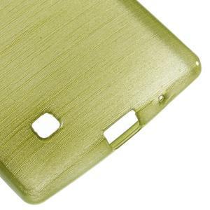 Brush gelový kryt na LG G4c H525N - zelený - 5