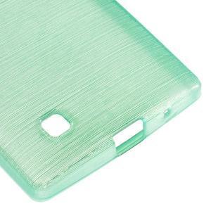 Brush gelový kryt na LG G4c H525N - cyan - 5