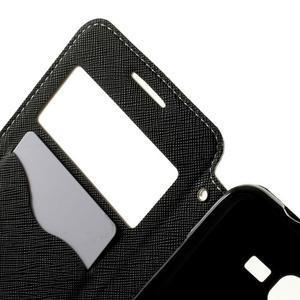 Safety pouzdro s okýnkem pro Samsung Galaxy Grand Prime - bílé - 5
