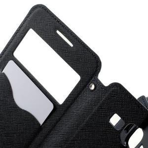 Safety pouzdro s okýnkem pro Samsung Galaxy Grand Prime - tmavěmodré - 5