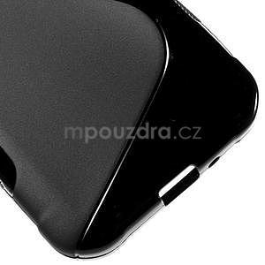 S-line gelový obal na Samsung Galaxy Xcover 3 - černý - 5