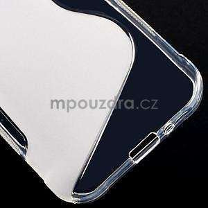 S-line gelový obal na Samsung Galaxy Xcover 3 - transparentní - 5