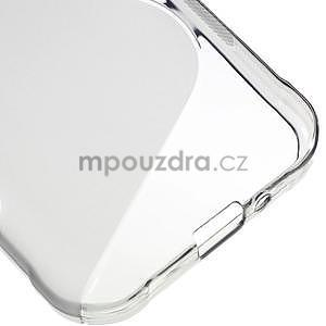 S-line gelový obal na Samsung Galaxy Xcover 3 - šedý - 5
