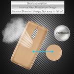 CarboSoft gelový obal na Nokia 5 - růžovozlatý - 5/6