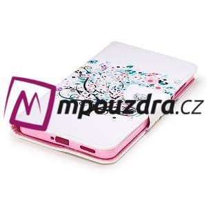 Emotive PU kožené pouzdro na mobil Nokia 6 - strom - 5