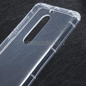 Transparentní gelový obal na Nokia 5 - 5