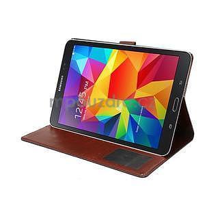 Jeans pouzdro na tablet Samsung Galaxy Tab A 9.7 - černomodré - 5