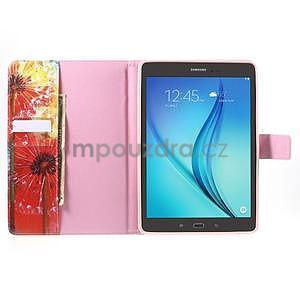 Ochranné pouzdro na Samsung Galaxy Tab A 9.7 - pampeliška - 5
