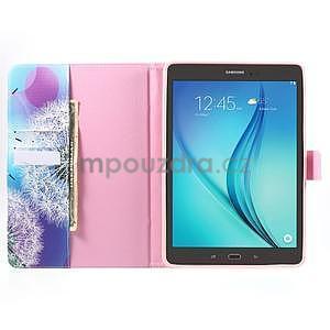 Ochranné pouzdro na Samsung Galaxy Tab A 9.7 - odkvetlé pampelišky - 5
