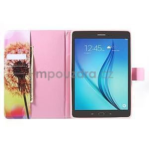 Ochranné pouzdro na Samsung Galaxy Tab A 9.7 - oranžová pampeliška - 5