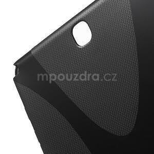 X-line gelový obal na tablet Samsung Galaxy Tab A 9.7 - černý - 5