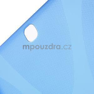 X-line gelový obal na tablet Samsung Galaxy Tab A 9.7 - modrý - 5