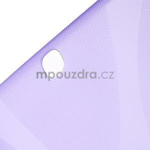 X-line gelový obal na tablet Samsung Galaxy Tab A 9.7 - fialový - 5