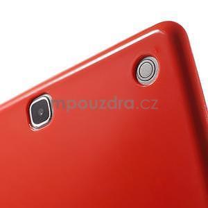 Classic gelový obal pro tablet Samsung Galaxy Tab A 9.7 - červený - 5