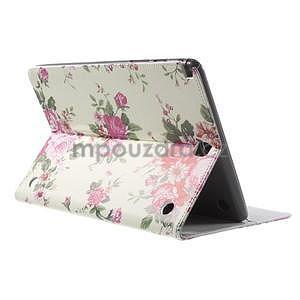 Stines pouzdro pro Samsung Galaxy Tab A 9.7 - kytice - 5