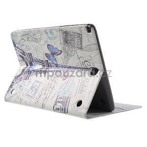 Stines pouzdro pro Samsung Galaxy Tab A 9.7 - Eiffelova věž - 5