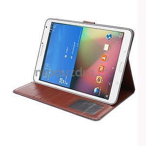 Jeans pouzdro na tablet Samsung Galaxy Tab S2 9.7 - černomodré - 5