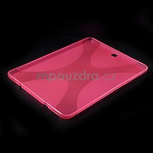 X-line gelový kryt na Samsung Galaxy Tab S2 9.7 - rose - 5