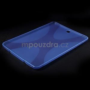 X-line gelový kryt na Samsung Galaxy Tab S2 9.7 - modrý - 5