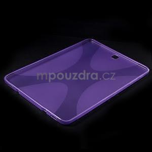 X-line gelový kryt na Samsung Galaxy Tab S2 9.7 - fialový - 5