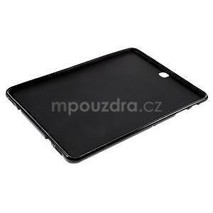 Glossy gelový obal na Samsung Galaxy Tab S2 9.7 - černý - 5