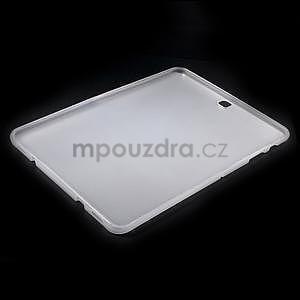 Glossy gelový obal na Samsung Galaxy Tab S2 9.7 - transparentní - 5