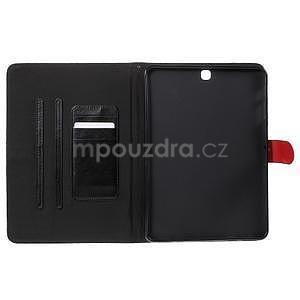 Flatense stylové pouzdro pro Samsung Galaxy Tab S2 9.7 - černé - 5